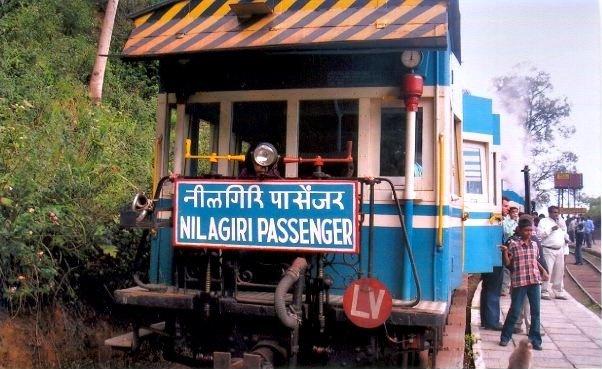 Niligiri express1