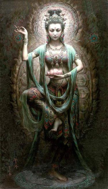 shakti-goddess