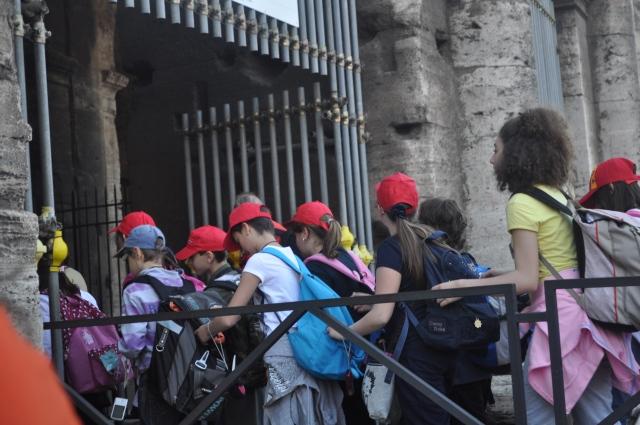 Field trip- Rome