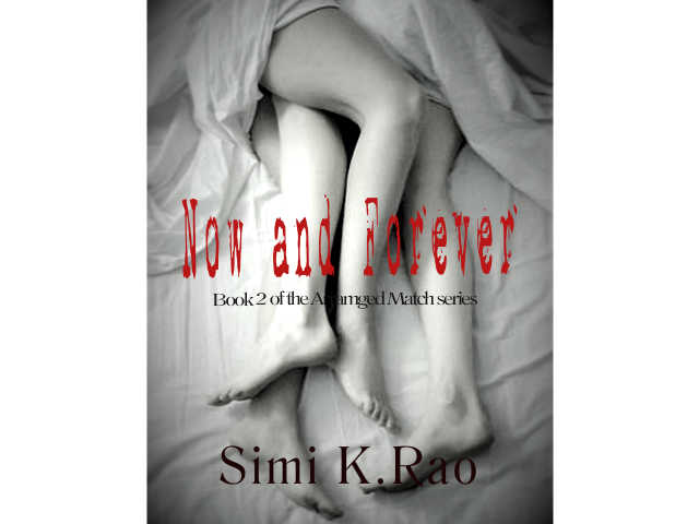 Now and forever cover image